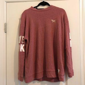 Mauve Pink Victoria Secret Sweater PINK